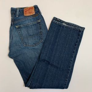 Lucky Brand 181 relaxed straight jeans size 30